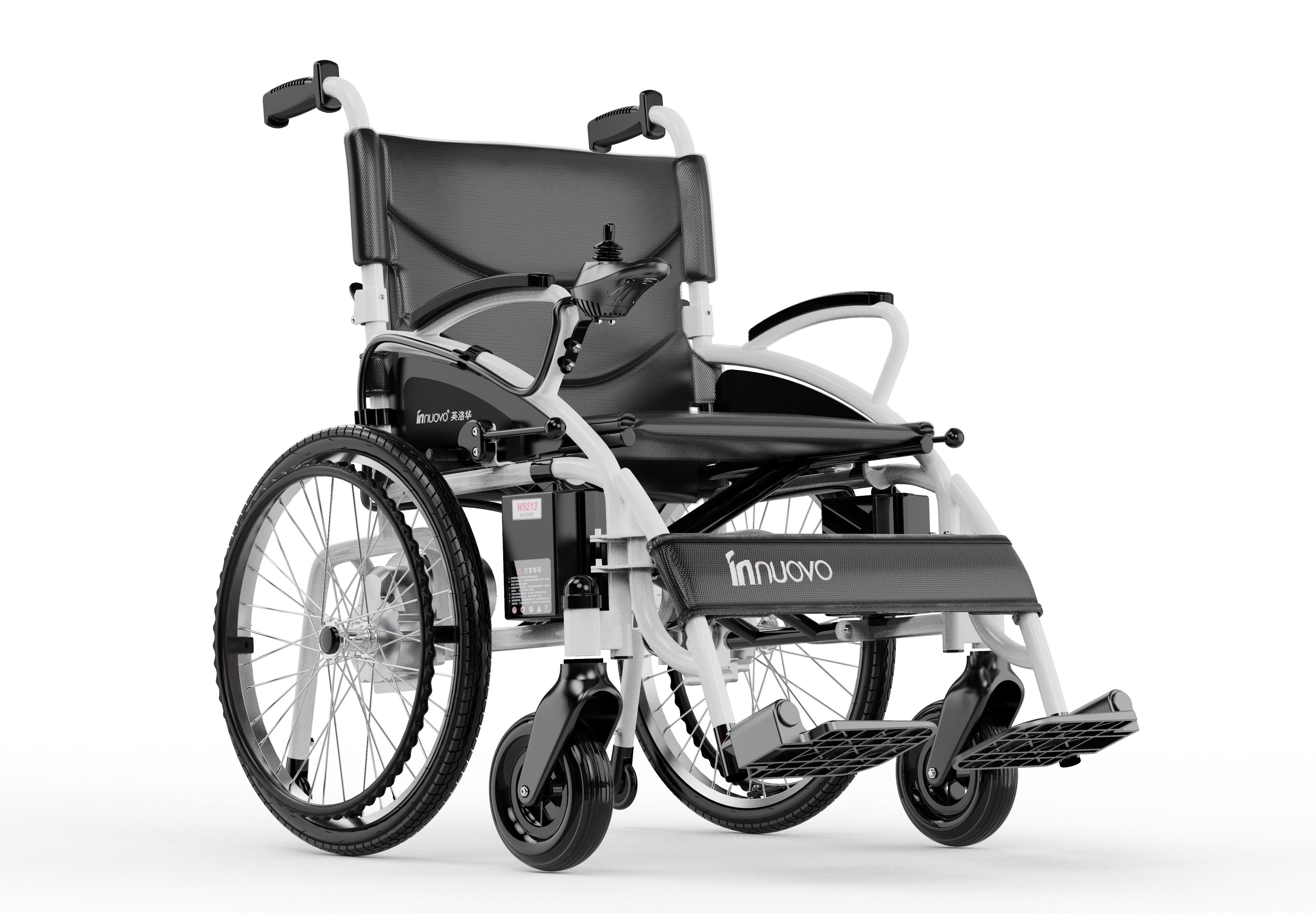 【电商】电动轮椅渲染   建模+渲染   效果大家就凑合看看