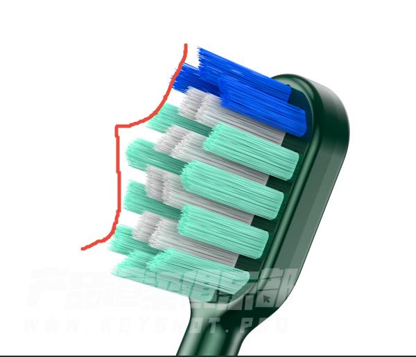 超详细超全面的牙刷刷毛教程,一看就懂!!!