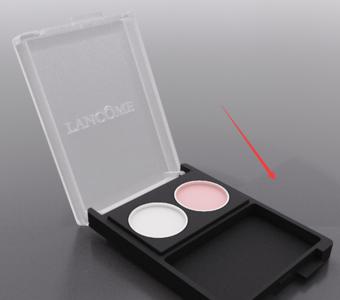 透明塑料化妆盒渲染 bip文件