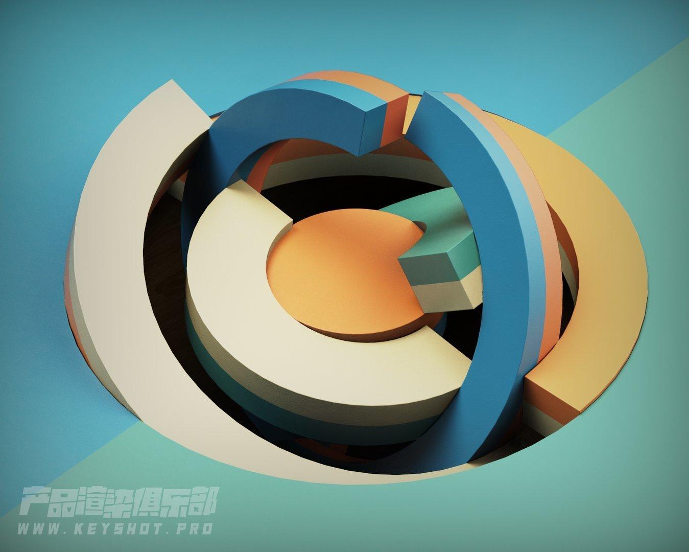 【Keyshot动画系列】导入式动画渲染