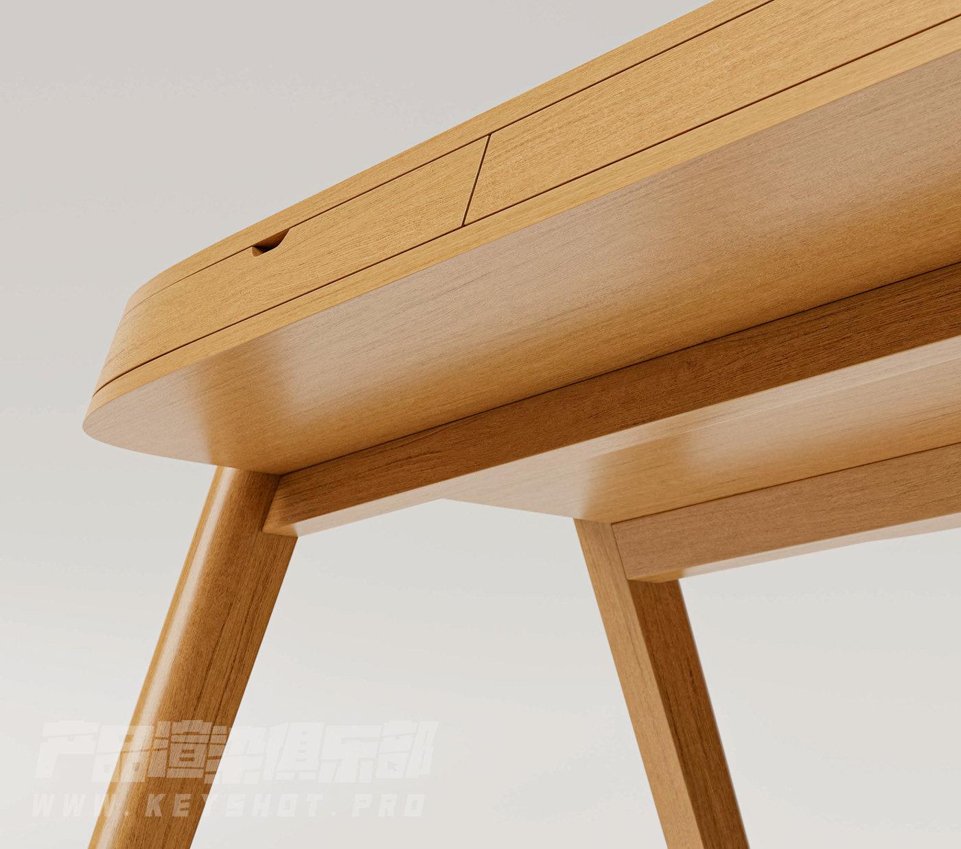 第5期:《实木桌》两周一练全新挑战