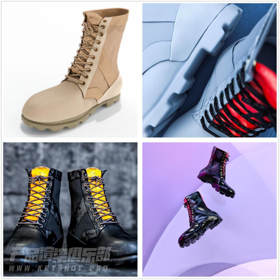 靴子渲染ksp源文件