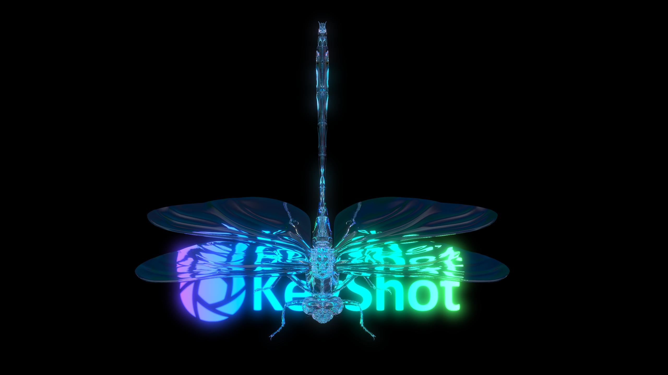 一堆虫子昆虫动物3D模型