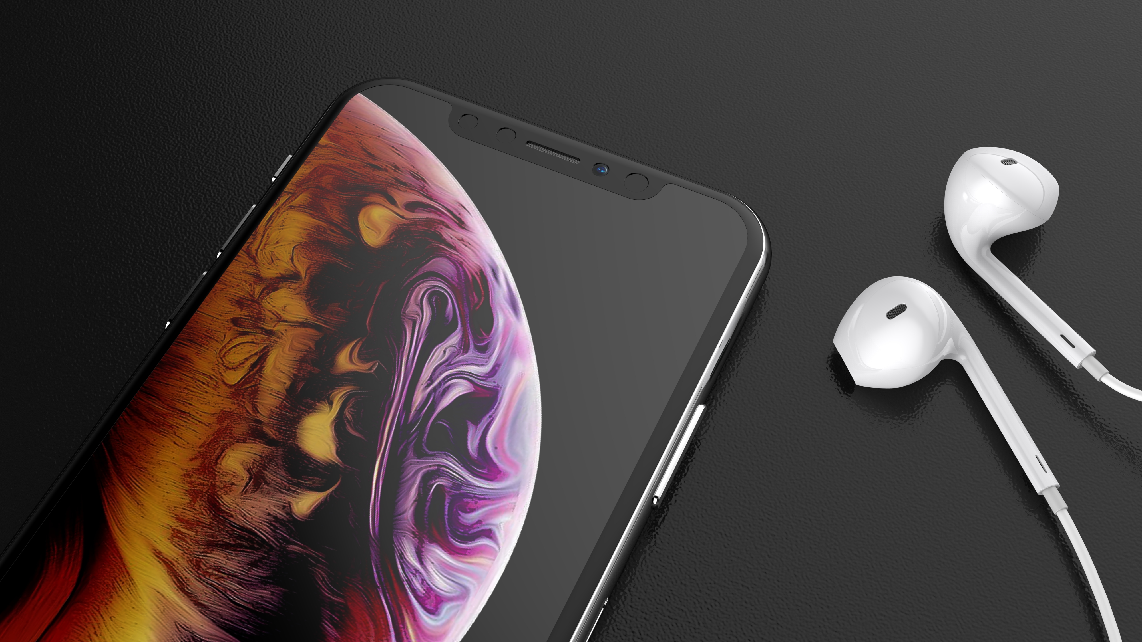 不知道是苹果几的手机渲染