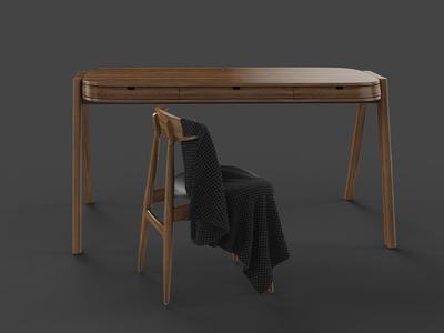 两周一练:一张桌子