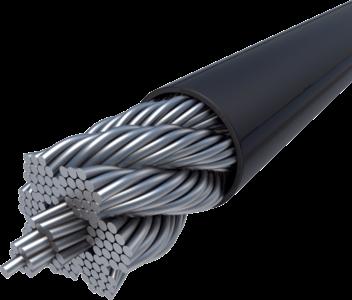 钢丝绳C4D模型