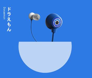 蓝牙耳机渲染练习
