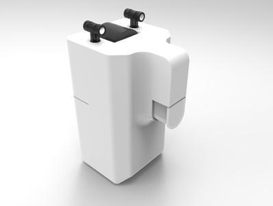 Curtain SwitchBot窗帘控制器 keyshot源文件
