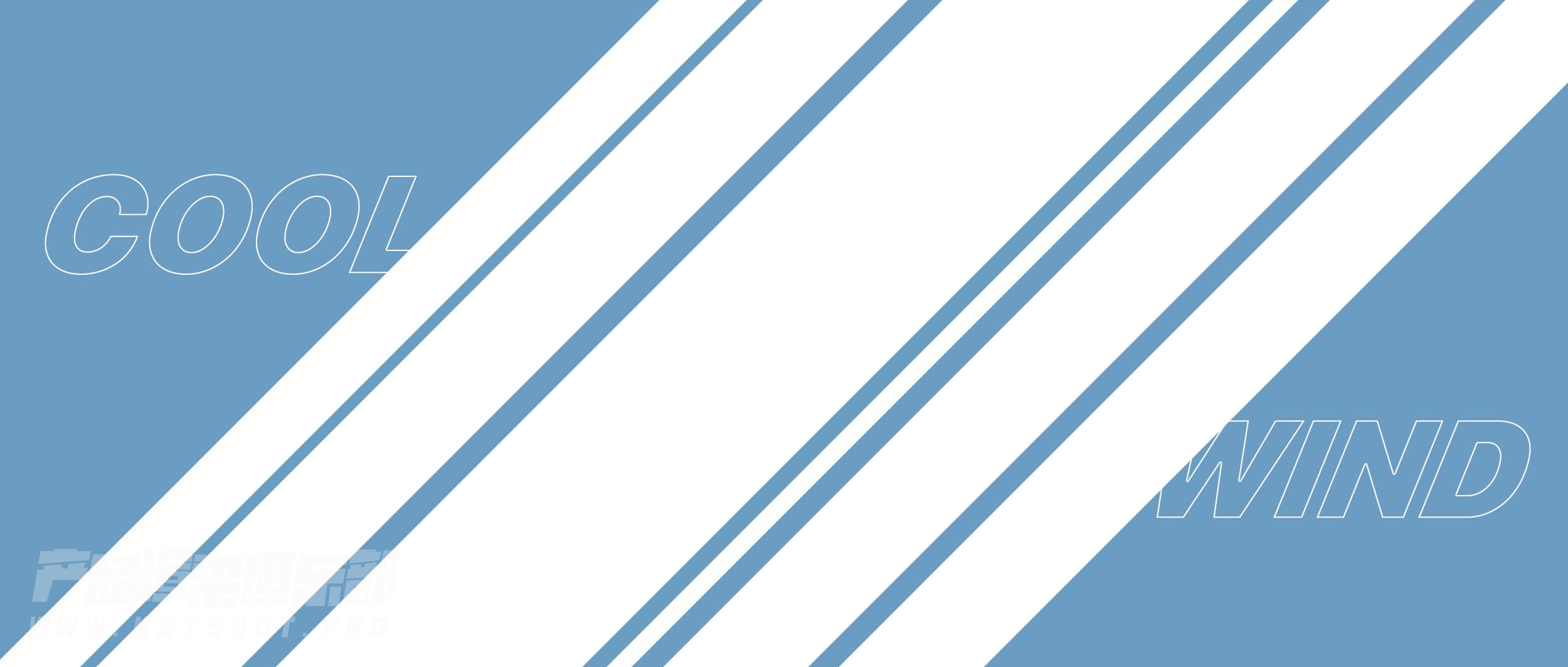 COOL WIND丨手持小风扇