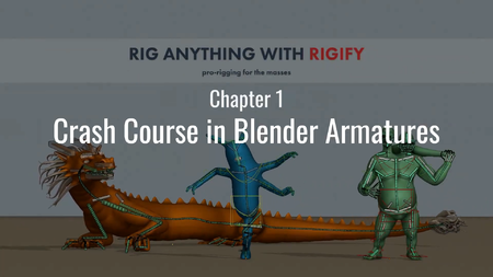 你一定要看的Blender骨骼教程(人肉精翻)