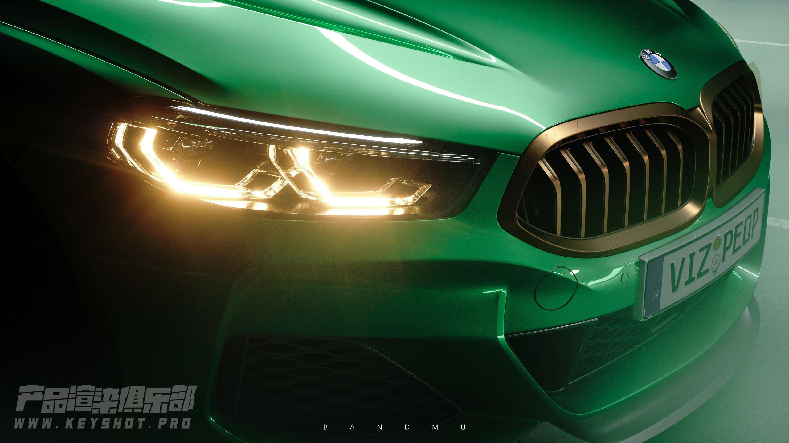 BMW 8 绿魔(二)
