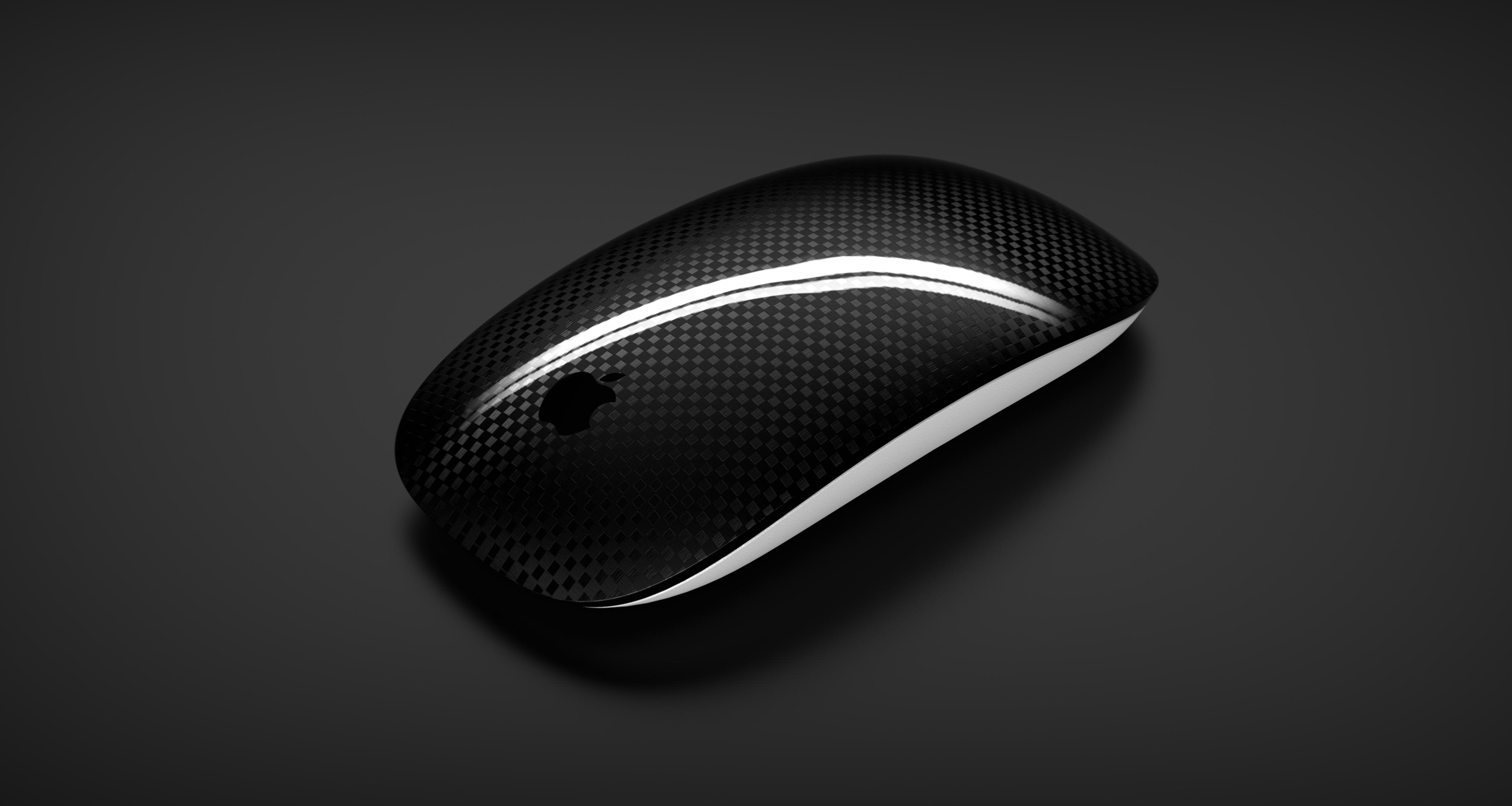 mouse~  碳纤维质感练习
