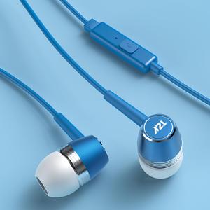 有线耳机3D产品渲染