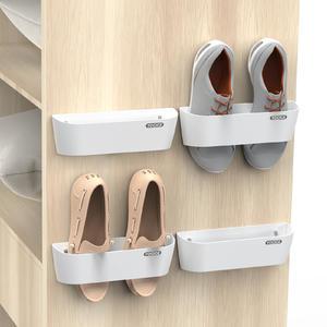 挂式鞋架C4D模型有贴图