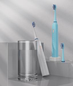 电动牙刷水牙线产品场景3D渲染
