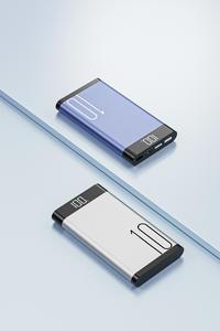充电宝产品渲染练习源文件
