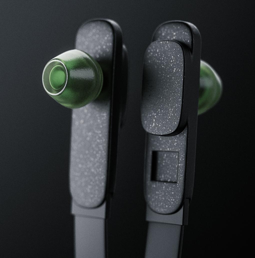 耳机渲染源文件