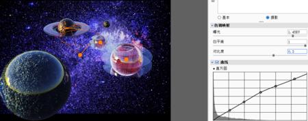 第三期:《玻璃球》keyshot中文网两周一练   星空