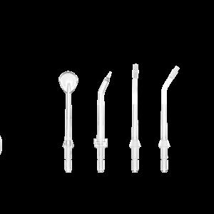 白色冲牙器渲染图