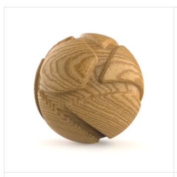 Keyshot 木纹材质求大佬指点