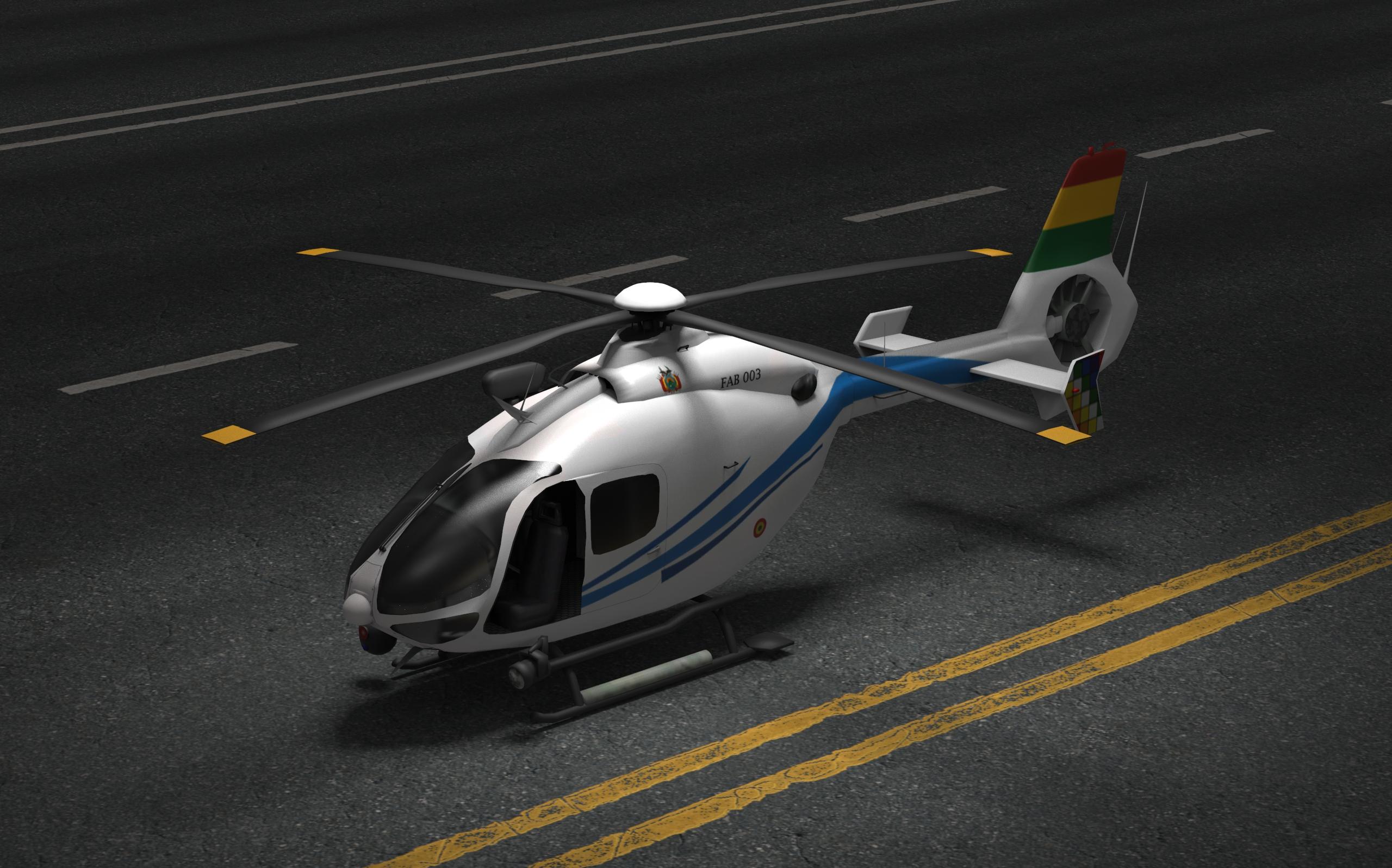 直升机渲染ksp源文件