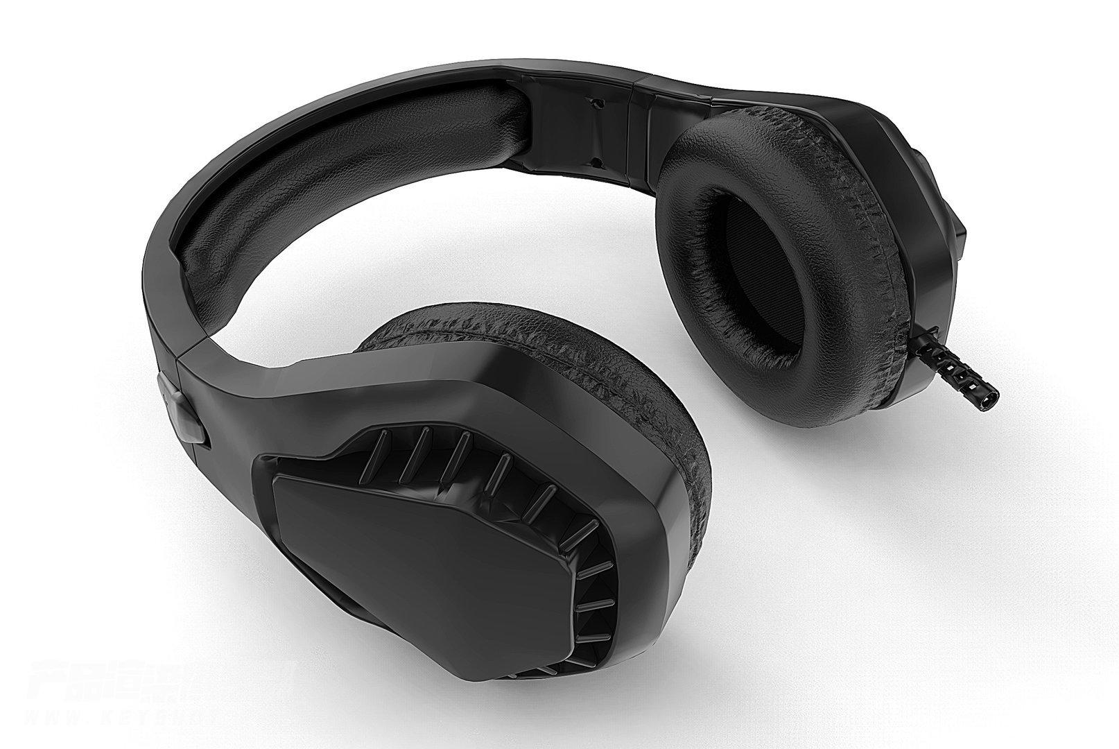 耳机渲染练