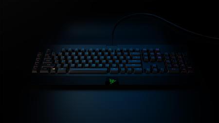雷蛇键盘产品渲染源文件