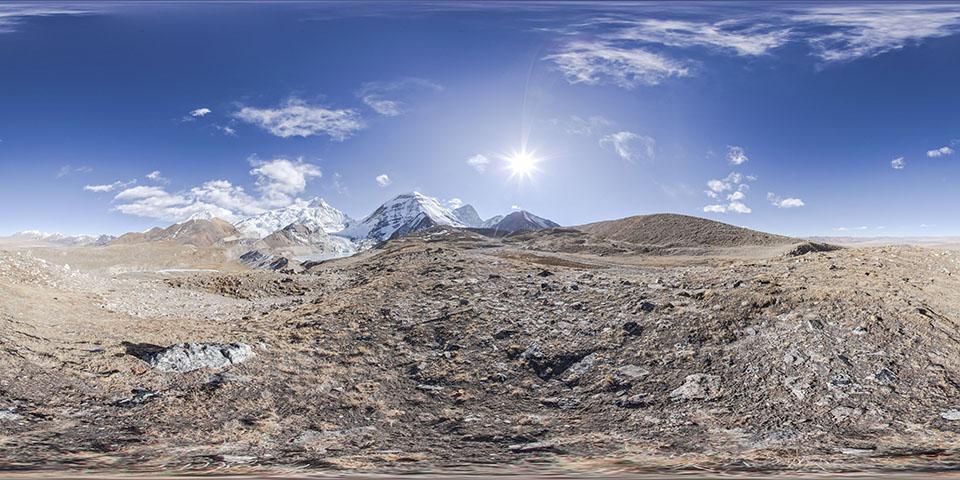 HDRI,CGI,CGI渲染——西藏