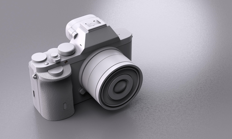 Sony A7R &RX1 渲染练习