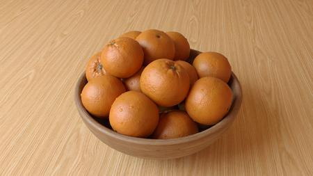 渲染了一盘橘子,模型与贴图已分享