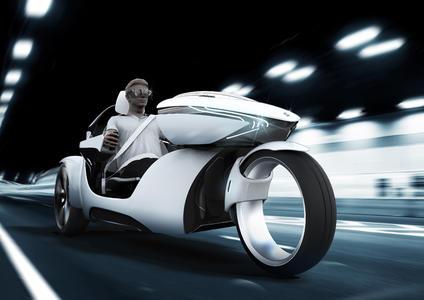 CONCEPT X —— 摩托跑车GT