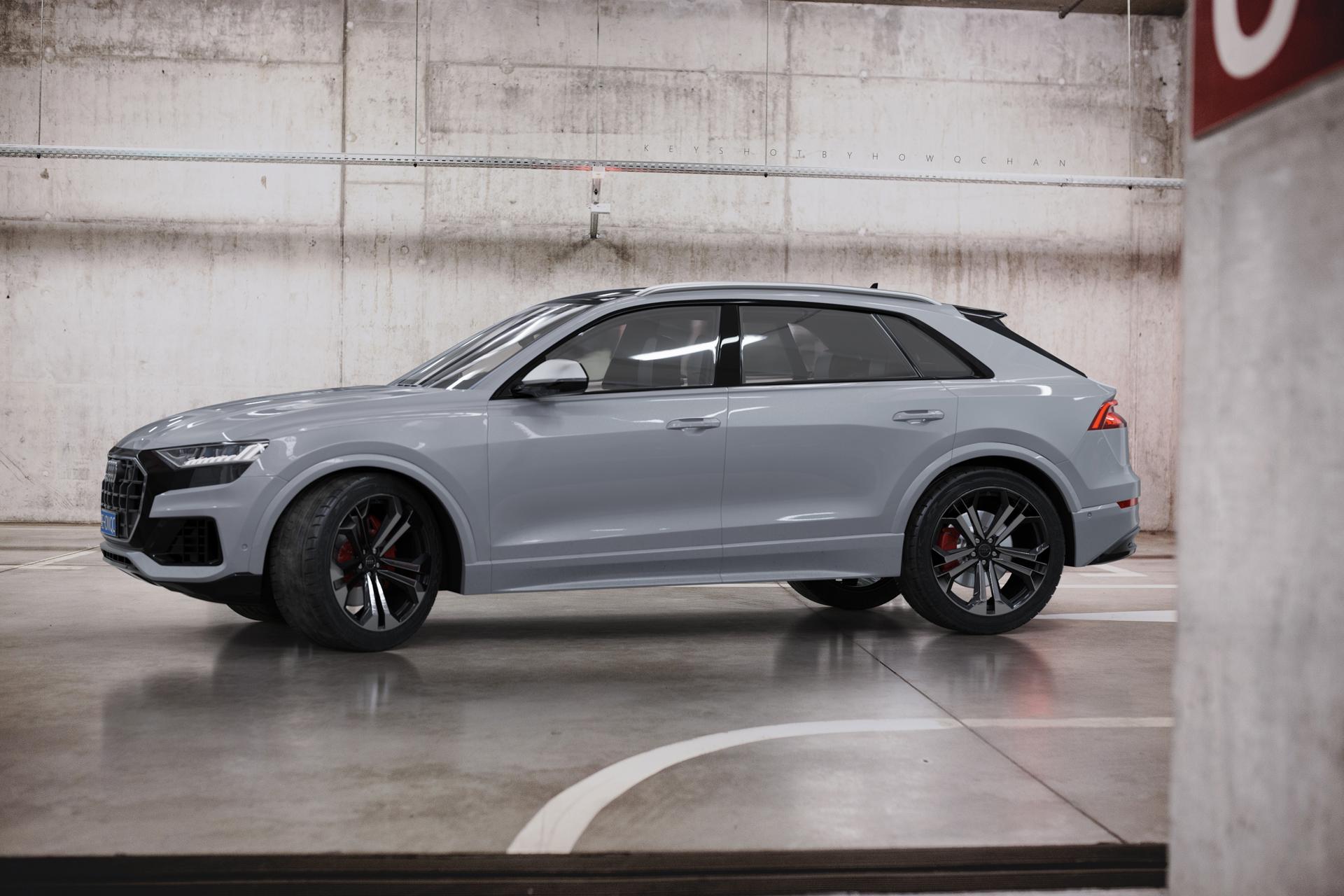 喜 提 Audi Q8