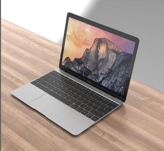 MacBook air模型+KSP文件