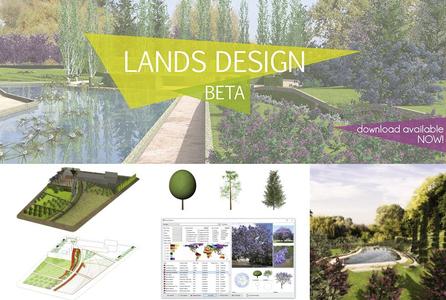 Lands Design 5.3 犀牛种树插件