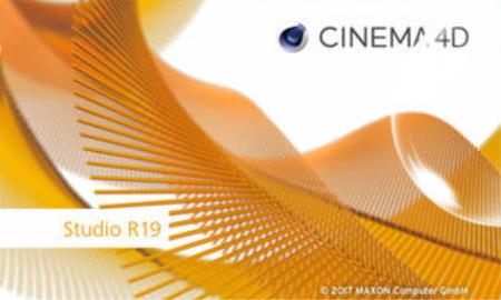 三维软件Maxon C4D Studio R19 Win精简中文版-英文版
