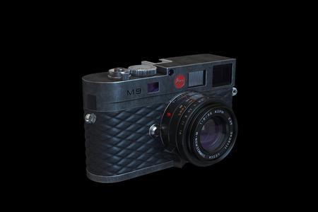 莱卡相机keyshot渲染