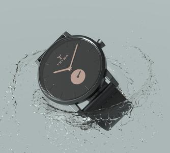 手表水滴渲染源文件