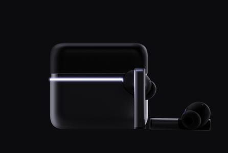 tws耳机设计渲染