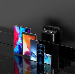 ipad平板手机渲染场景3dm模型ksp文件