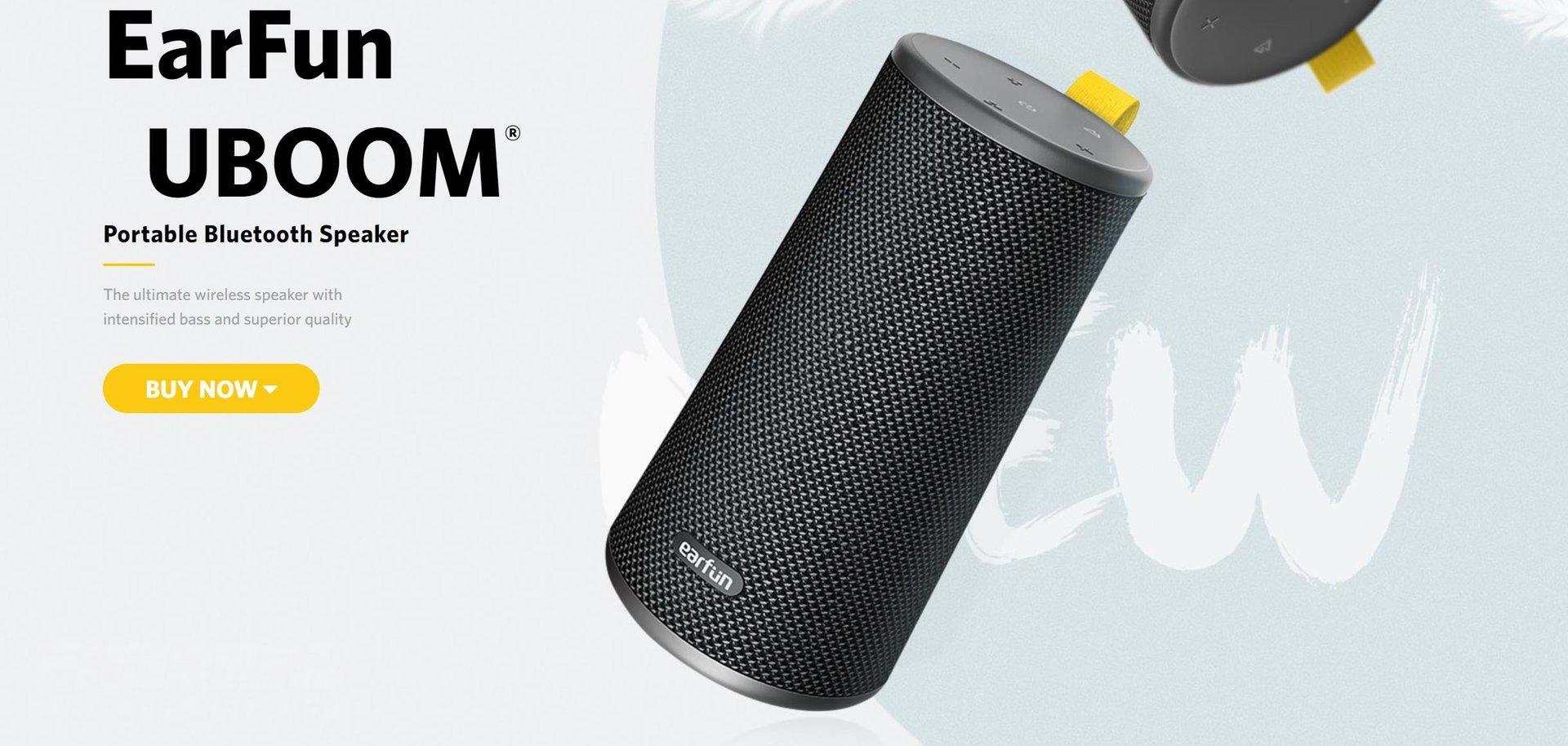 蓝牙户外音响 亚马逊已上市
