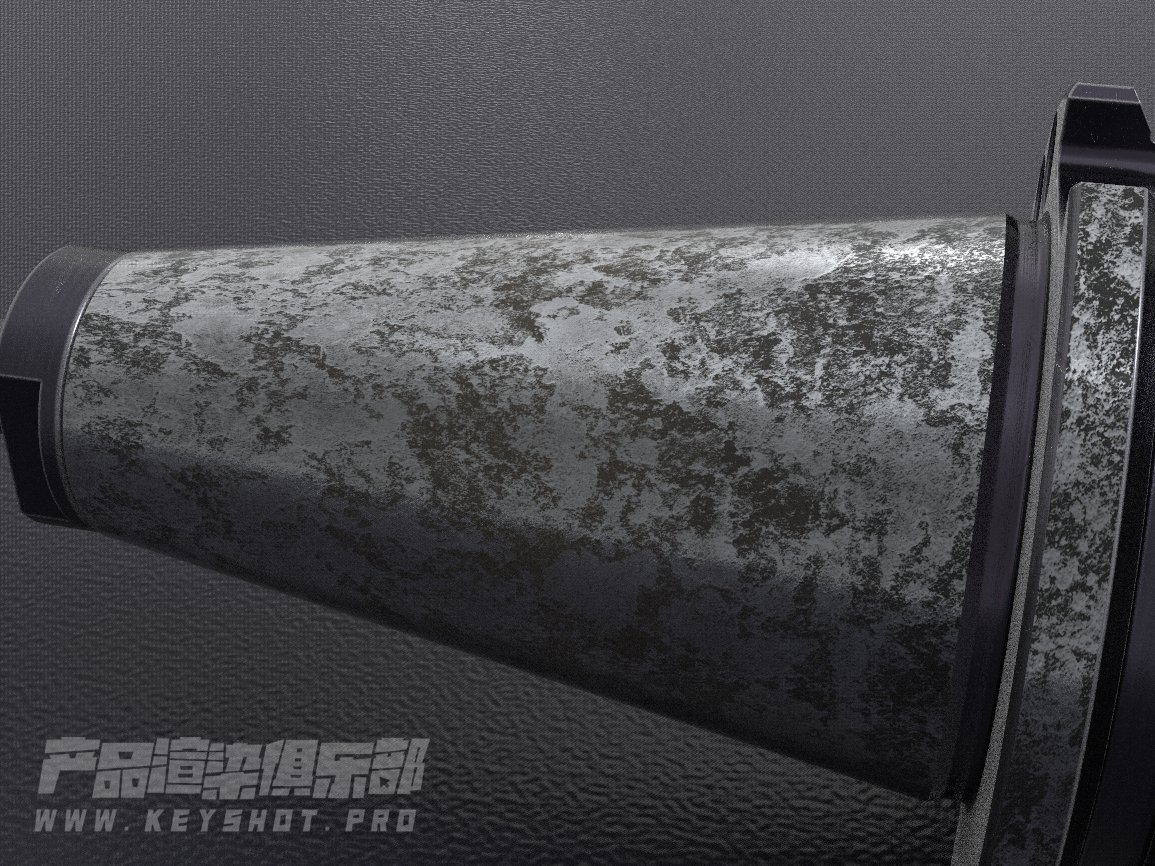 KEYSHOT材质节点扫盲-1