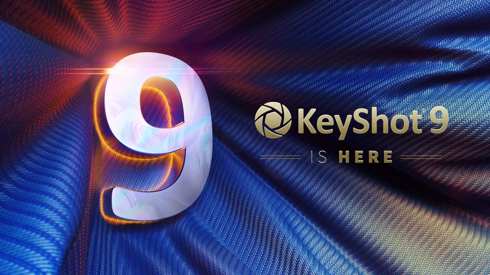 Luxion KeyShot 9.0.286 Win和mac系统下载