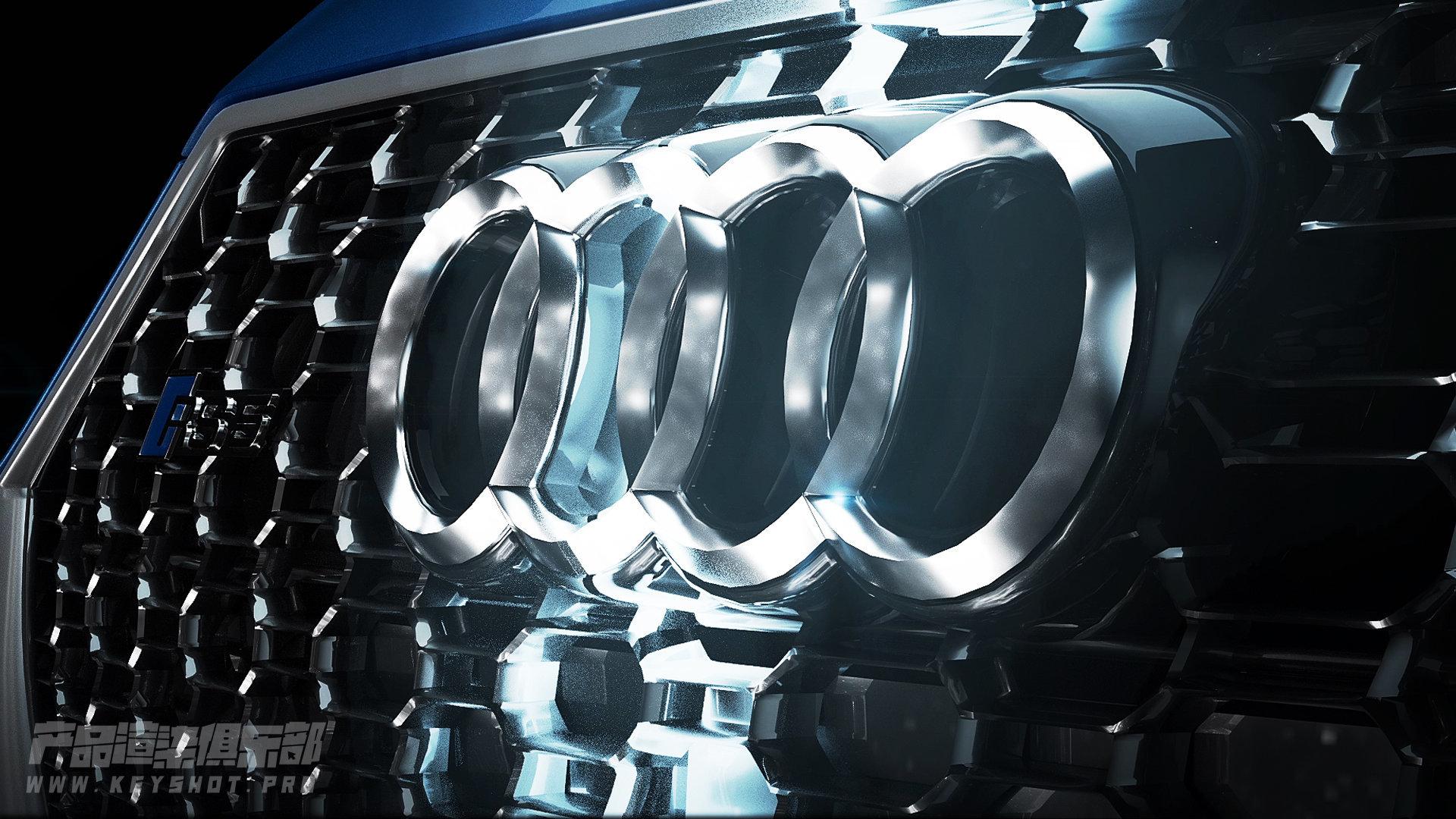CGI-Audi奥迪