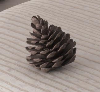 松果模型犀牛3D文件