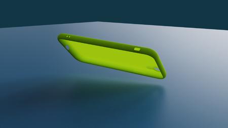 手机壳3D渲染源文件
