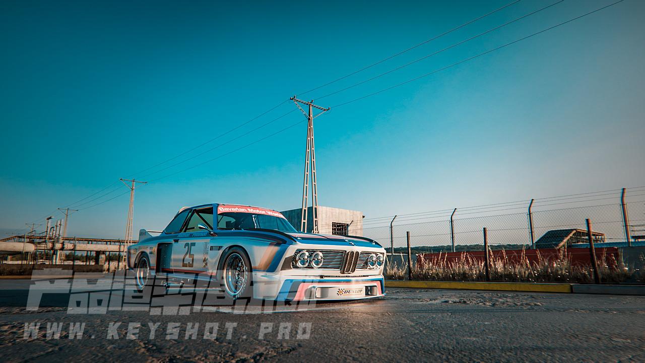 BMW CSL 3.5