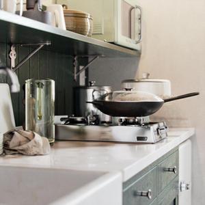 室内厨房家电锅碗3D模型,OBJ带贴图
