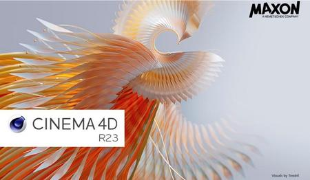 Maxon Cinema 4D R25.010 Win-Mac中文版PJ下载