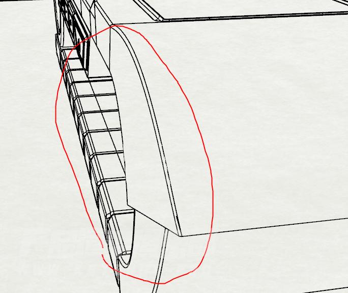 从手绘图到建模渲染(一个菜鸡的记录)